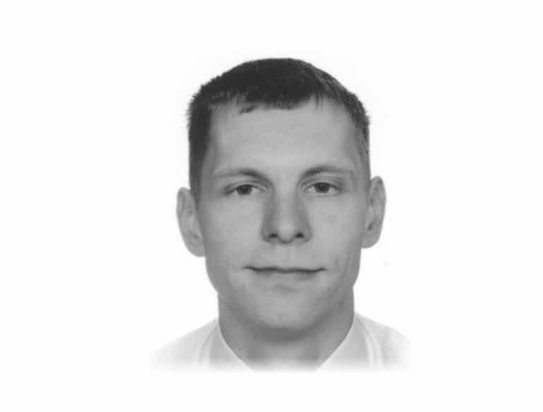 Zaginął 34-letni Michał Lasyk