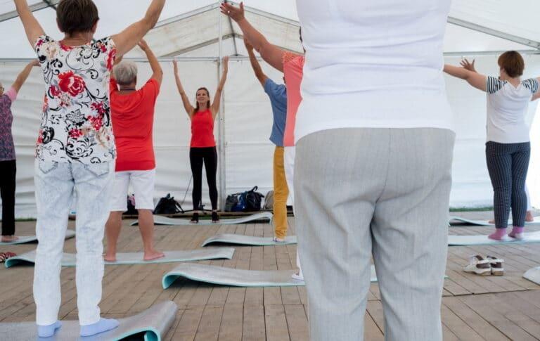 Ćwiczenia pomocne w hamowaniu raka