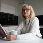Halina Czerwińska, absolwentka WSB-NLU w potrójnej roli