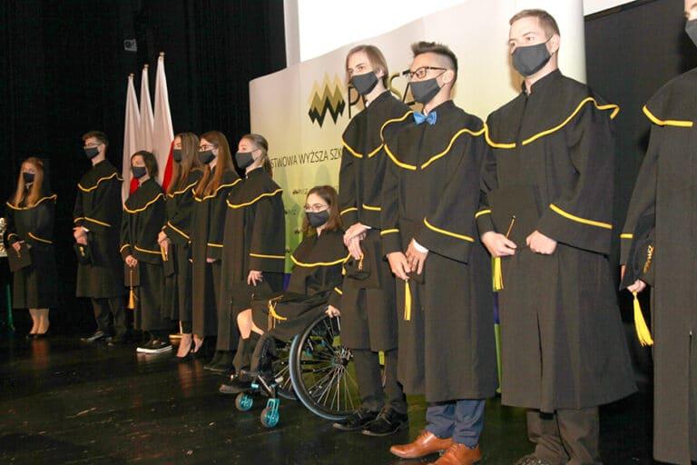 24 inauguracja roku akademickiego w nowosądeckiej PWSZ. 3,5 tysiąca studentów rozpoczyna naukę