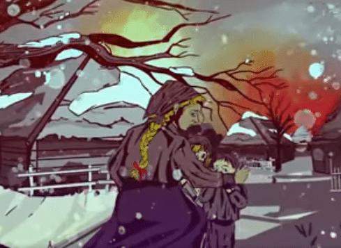 Powstaje dokument-animacja o Krwawej Wigilii w Ochotnicy Dolnej