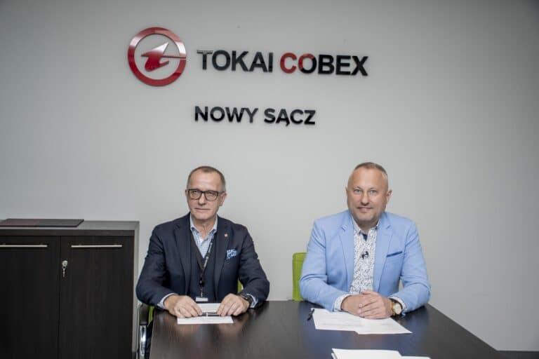 125 drzew na 125-lecie istnienia Tokai COBEX Polska
