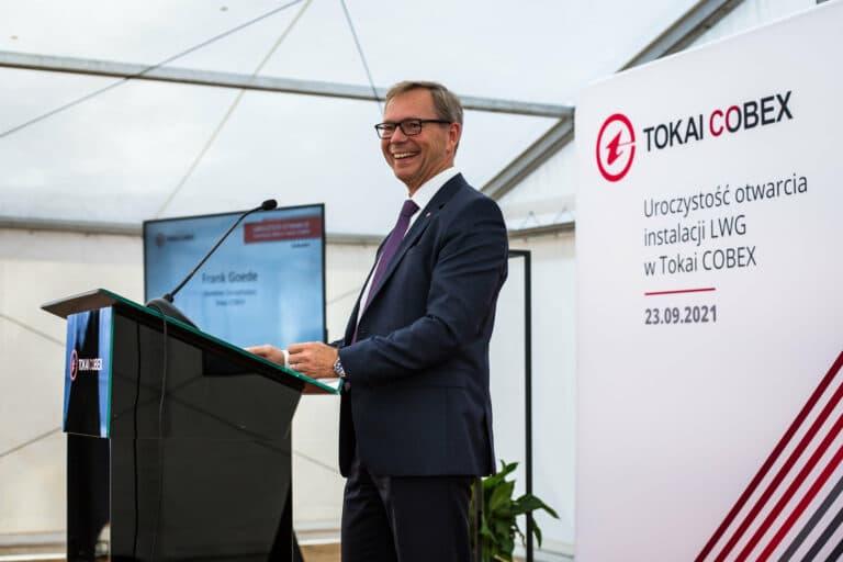 Dwie potężne inwestycje Tokai COBEX Polska oddane do użytku