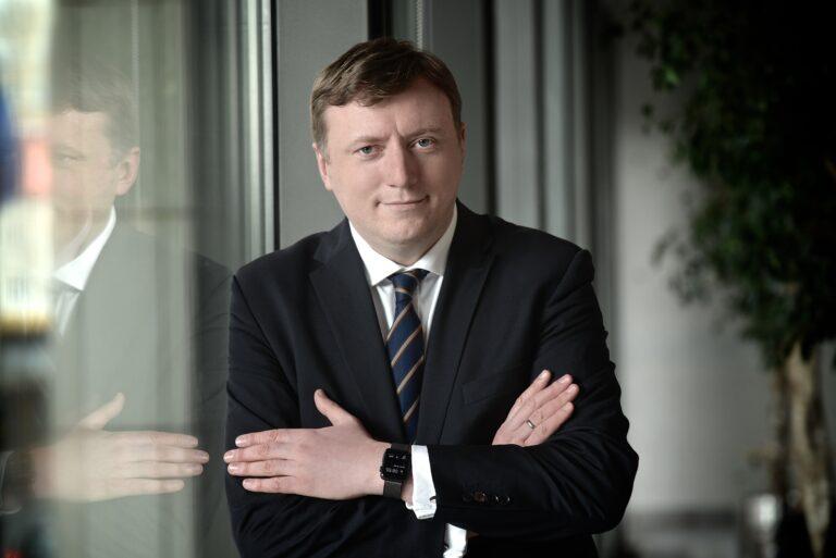 Paweł Dziekoński: Wprowadzam dobrą energię