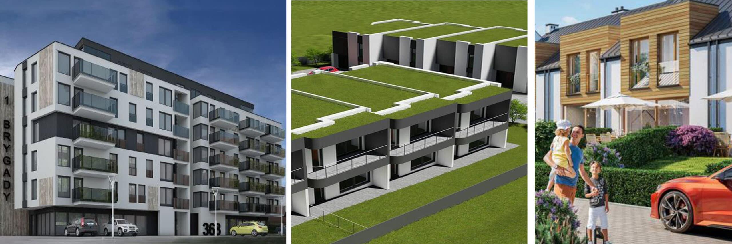nowe mieszkania, Nowy Sącz