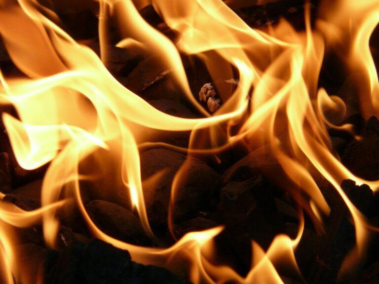 Lipnica Wielka. W domowej kotłowni wybuchł pożar