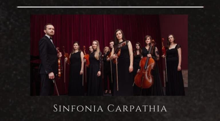 Sinfonia Carpathia w filmowym wydaniu… i nie tylko. Tego nie można przegapić! [ZAPOWIEDŹ]